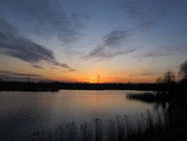21-03-10 Sunset 4 by Herdervriend