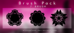 Brush Pack | A B S T R A C T by elyssafawn