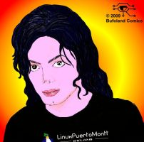 Michael Jackson by Bufoland