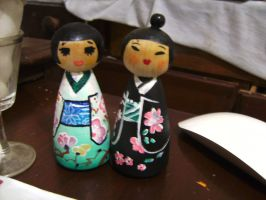 woodendolls japanese by curlytopsan