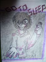 Jeff The Killer 2 by MikaCapde