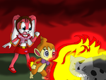 Battle by Annamay168