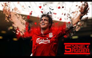 DAGGER 5 LEGEND LIVERPOOL FC by infimary