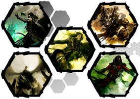 Guild Wars 2 by WE4PONX