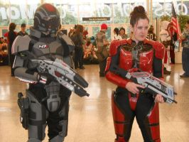 otakuthon 2013 mass effect by poupouch1234567890