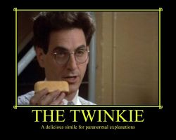 The Twinkie by Selenalunarox