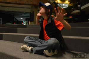 Gravity Falls: Dipper Pines: Pt-5 by InkEtch