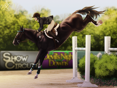AUSe Round 2 - Overjump by mapal