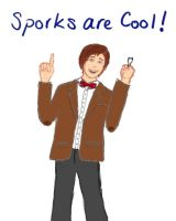 Dr. Who: Sporks are Cool by techgeekgirl