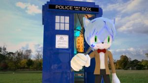 dylan as the doctor by vsyiio2010
