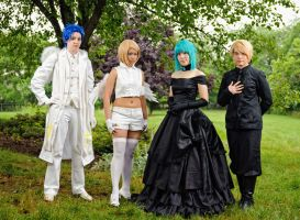 Vocaloid - Secret -Black Vow- by Angela-Chao