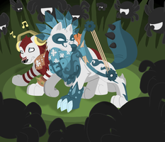 Animal Jam : Defending the Homeland by ThePhobophobia