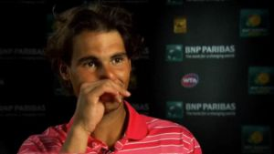 Rafael Nadal has a Cold... by PulpDesigns