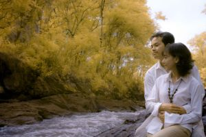 My Sista Prewed by iwaniga