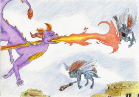 Wings of Fury - finished by IcelectricSpyro