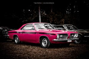 Pink Cuda by AmericanMuscle