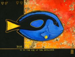 Klimt's Fish IV by ursulav