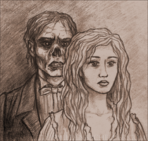 Death and the Maiden by shmeeden