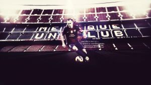 Andres Iniesta Wallpaper by SemihAydogdu