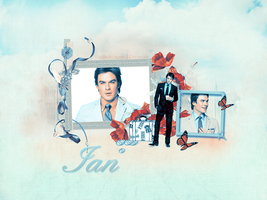 Ian Somerhalder wallpaper by LikeABubblegum