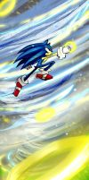 Sonic Wind Lvl2 by Psykotsu