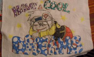 Cool Dreams-pillowcase by Hukkis