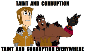 Taint and Corruption by raywindz64