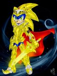 Excalibur Sonic by Neffesis