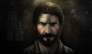 THE LAST OF US Joel by keyholestyle