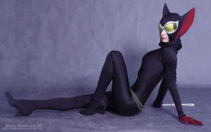 Catwoman by CarambolaG