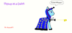 My oc pony made for My-Little-OC-Pony contest by lilypup01
