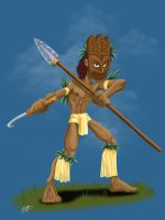 Warrior by bgo80