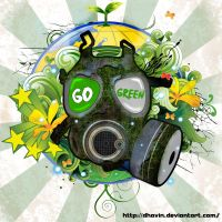 Go Green -- Revision by dhavin
