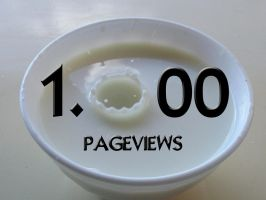 1000 Pageviews by Dragon181