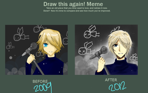 + redraw this again meme 2 + by ritsuneko69