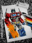 Optimus Prime G1 by DSPA360