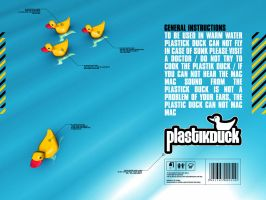 plastik duck by greenlabs