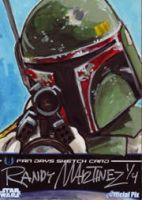 SW Fan Days 3: Boba Fett2 by Randy-Martinez