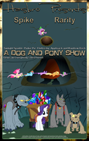 MLP : A Dog and Pony Show - Movie Poster by pims1978