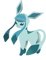 Glaceon by Kalas17