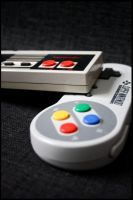Controllers of awesomeness by Sinije