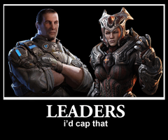 Leaders by SlaveWolfy