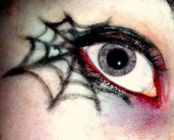 Spiderweb 1 by ColourByMakeup