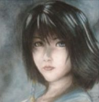 Yuna - Very Old Drawing (2009) by Cloudy-0w0