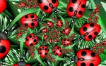 Ladybug Convention by wolfepaw