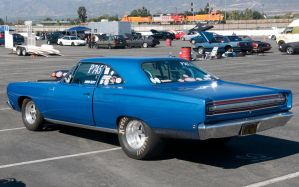 1968 Roadrunner by MikeZadopec