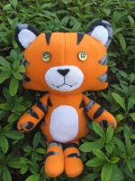 Eco-friendly, Tiger by mypetmoon