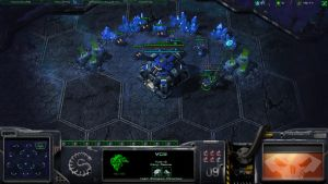 Special edition : overlay Terran Raynor by HanzoSC2