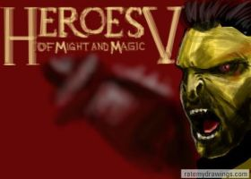 Heroes of Might n Magic V by Seaedge