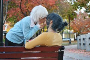 Not Another Goodnight Kiss by ElliotCosplay